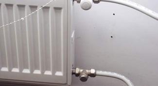 Как запустить отопление
