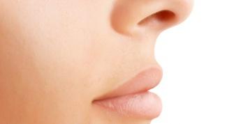 Как укоротить нос