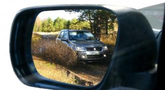 Как установить зеркала заднего вида