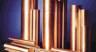 How to distinguish copper