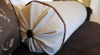 How to sew a pillow cushion