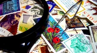 Как продать почтовую марку