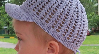 How to knit a hat crochet