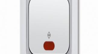Как подключать выключатели с подсветкой