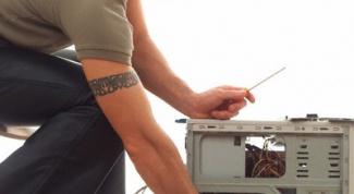 Как подключить питание к видеокарте