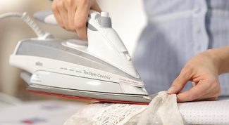 How to remove scorch marks from an iron on clothes