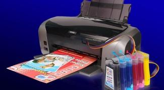 Как распечатать фото на принтере
