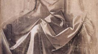 Как рисовать складки на одежде