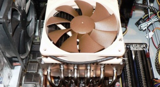 How to change the cooler