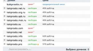 Как проверить доменное имя