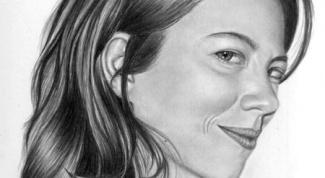 Как рисовать портрет девушки