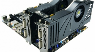 How to put two video cards
