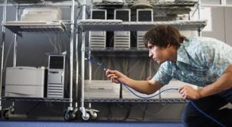 Как подключить принтер к локальной сети