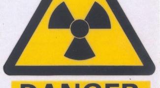 Как уберечься от радиации