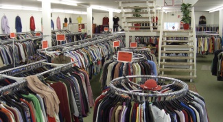 Как сдать одежду в секонд-хенд