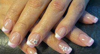 Как рисовать на коротких ногтях
