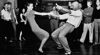 Как танцевать буги-вуги