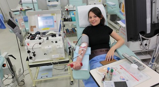 Как сдавать кровь на плазму