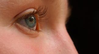 Как увлажнить глаза