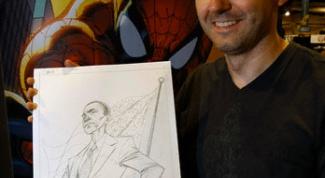 Как рисовать героев для комиксов