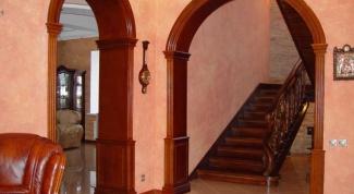 Как сделать дверную арку