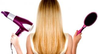 Как сделать красивую укладку волос