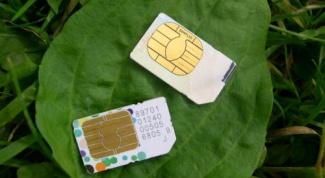 How to activate a SIM card MegaFon