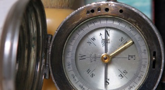 Как сделать в домашних условиях компас