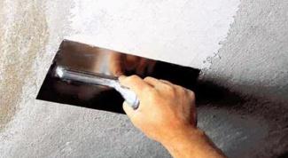 Как ремонтировать потолки
