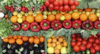 Как продать овощи