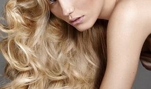 Как сделать крупные локоны на волосах