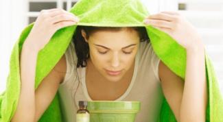 Как распарить кожу