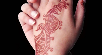 How to make henna for tattoo