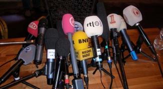 Как провести пресс-конференцию в 2019 году
