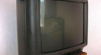 Как разобрать телевизор