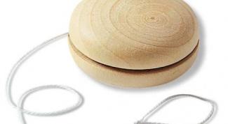 Как сделать самому из дерева йо-йо