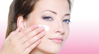 Как освежить кожу