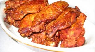 Как готовить куриные крылышки