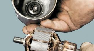 Как перемотать электродвигатель самому