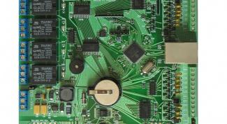 Как определить тип контроллера