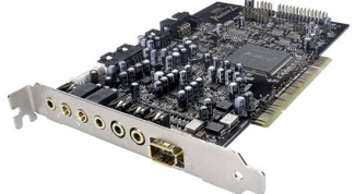 How to identify sound card for computer