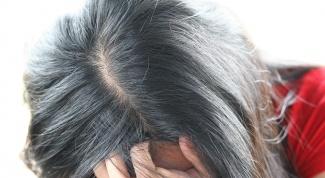 Как избавиться от краски на волосах