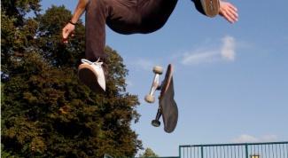 Как научиться делать на скейте трюки