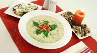 Как готовить суп для похудения с сельдереем