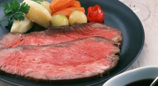 Как отбить запах у мяса