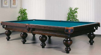 How to draw a billiard table