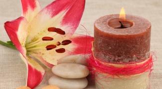 Как делать свечи на дому