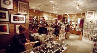 Как открыть свой магазин сувениров