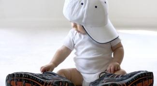 Как определить размер детской обуви