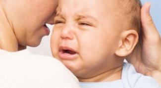 Как лечить понос ребенку до года